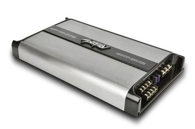 Spectron SP-N4105 4-Kanal Endstufe 2 x 150 W - Lautsprecher, Subwoofer & Verstärker - Bild 1