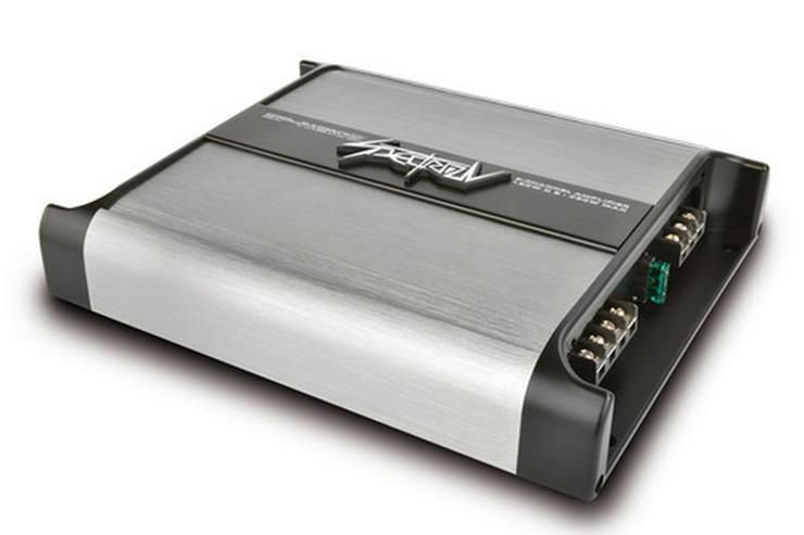 Spectron SP-N2105 2-Kanal Endstufe 2 x 120 W - Lautsprecher, Subwoofer & Verstärker - Bild 1