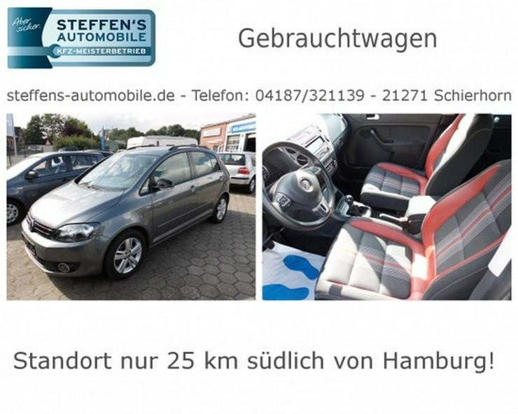 VW Golf Plus 1.4 TSI Match Climatronic inkl. Garantie