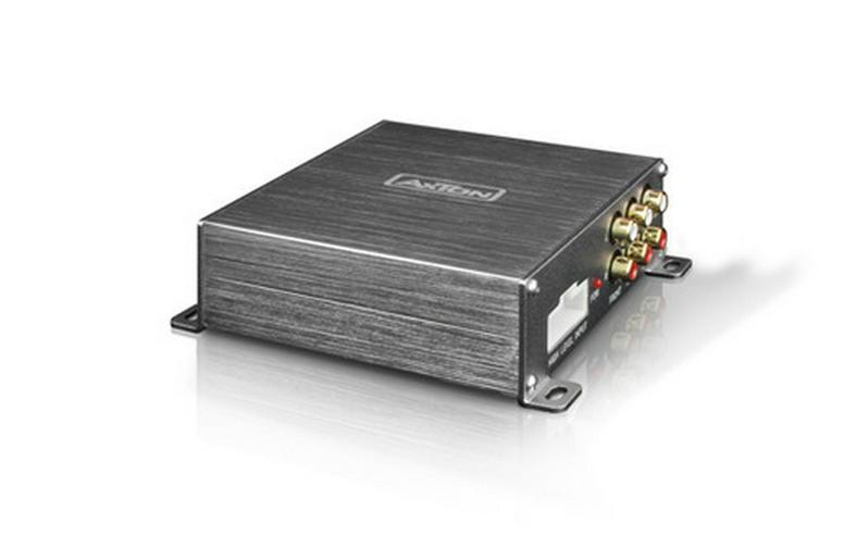AXTON A500DSP 5-Kanal DSP-Vorverstärker
