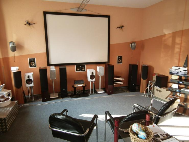 Bild 2: AXTON A460 Amplifier 4 x 60 Watt Endstufe
