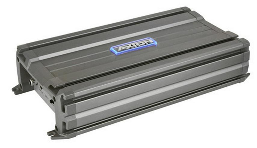 AXTON A460 Amplifier 4 x 60 Watt Endstufe - Lautsprecher, Subwoofer & Verstärker - Bild 1