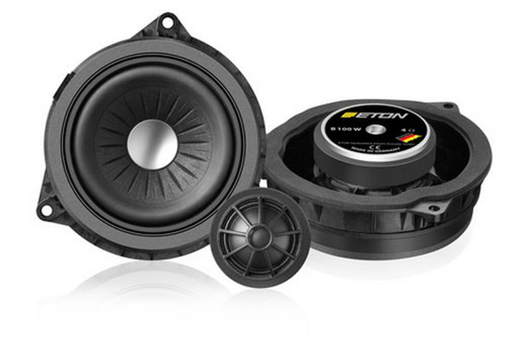ETON 10 cm 2-Wege Compo für BMW Lautsprecher - Lautsprecher, Subwoofer & Verstärker - Bild 1