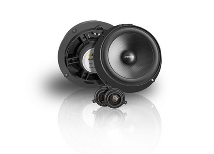 ETON Upgrade Golf6+Scirocco 2-Wege Front - Lautsprecher, Subwoofer & Verstärker - Bild 1