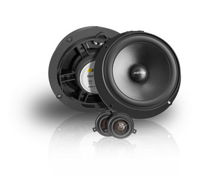 ETON Upgrade Golf6+Scirocco 2-Wege Hecksystem - Lautsprecher, Subwoofer & Verstärker - Bild 1
