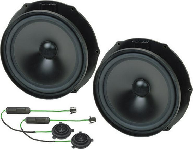 ETON Upgrade Tiguan 2-Wege Front o. Amp - Lautsprecher, Subwoofer & Verstärker - Bild 1