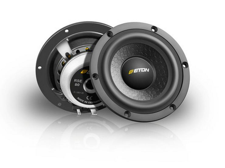 ETON RSE 80mm Mitteltöner Lautsprecher - Lautsprecher, Subwoofer & Verstärker - Bild 1
