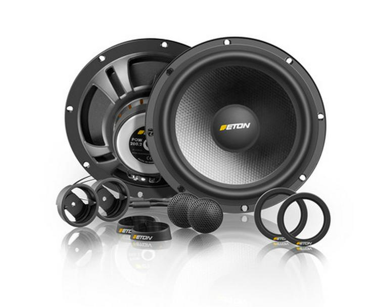 ETON POW 200.2 20 cm 2Wege Lautsprecher - Lautsprecher, Subwoofer & Verstärker - Bild 1
