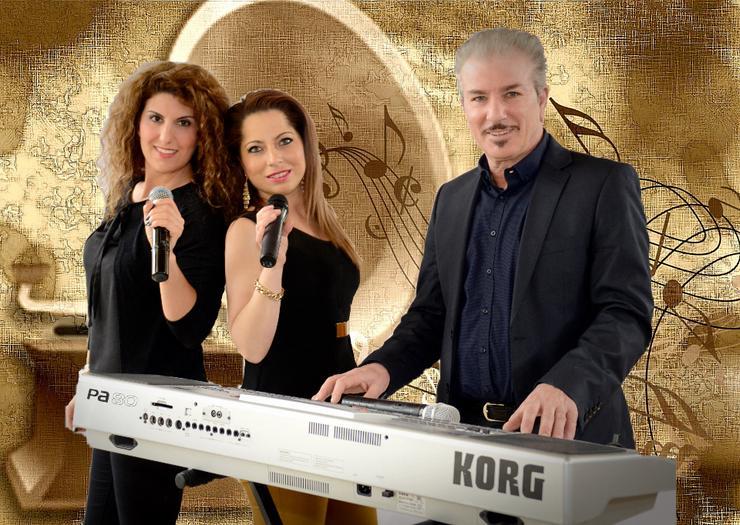 Italienische Live Musik Band