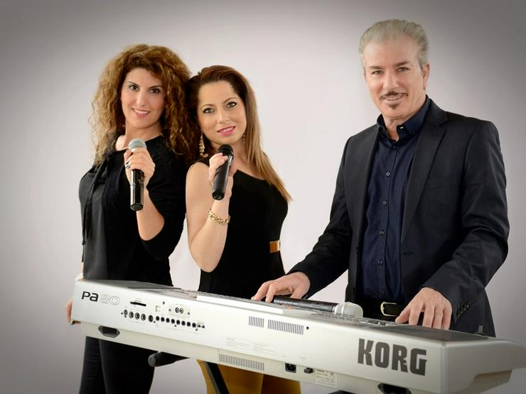 Italienische Musik Band für a Veranstaltungen mit Internationale Hits!