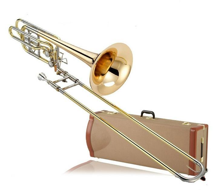 XO 1240 RL Bassposaune, Neuware - Blasinstrumente - Bild 1
