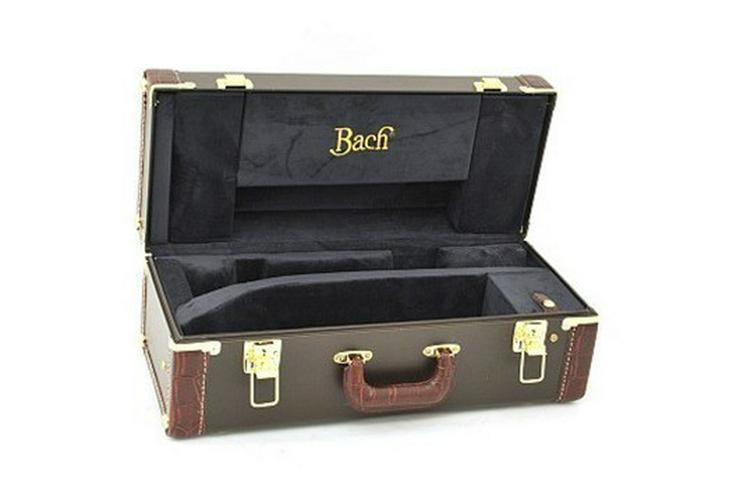 Bach Stradivarius Luxus - Trompeten Koffer. Neu - Blasinstrumente - Bild 1