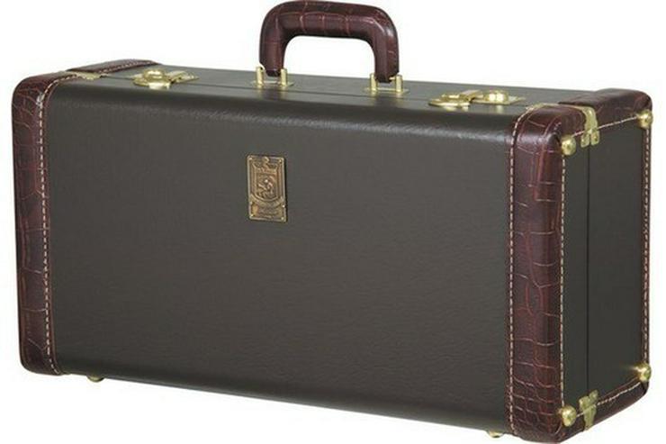 Bild 2: Bach Stradivarius Luxus - Trompeten Koffer. Neu