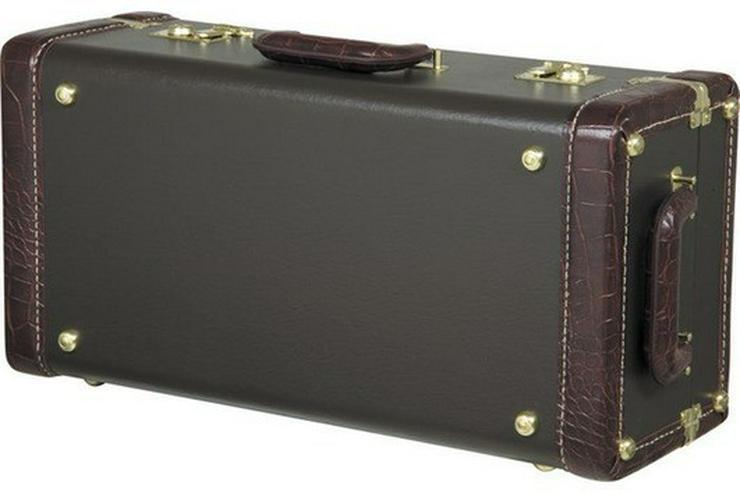 Bild 4: Bach Stradivarius Luxus - Trompeten Koffer. Neu
