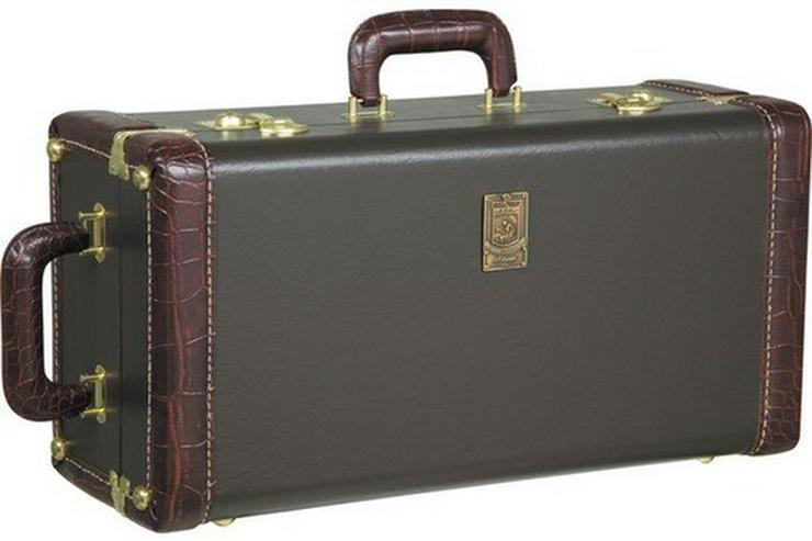 Bild 5: Bach Stradivarius Luxus - Trompeten Koffer. Neu