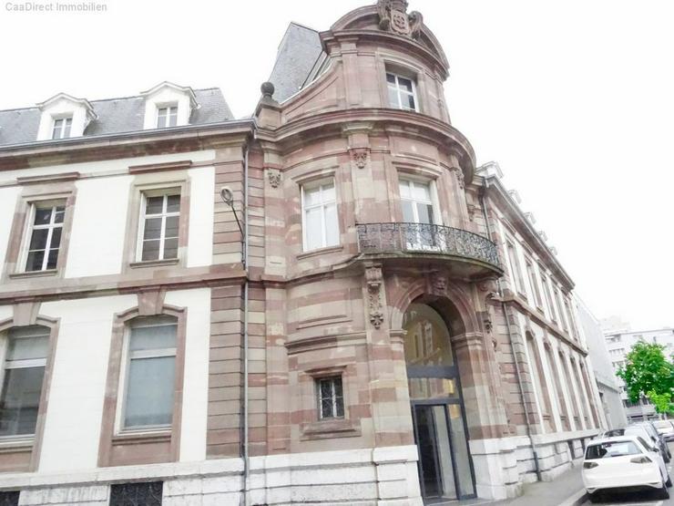 Bild 2: Grosszügige Wohnung in zentraler Lage im Elsass - 30 Minuten v/Basel