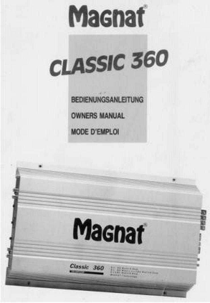 Verstärker von Magnat - Verstärker - Bild 1