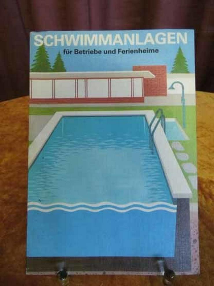 Fachbuch Schwimmanlagen für Betriebe und Ferie