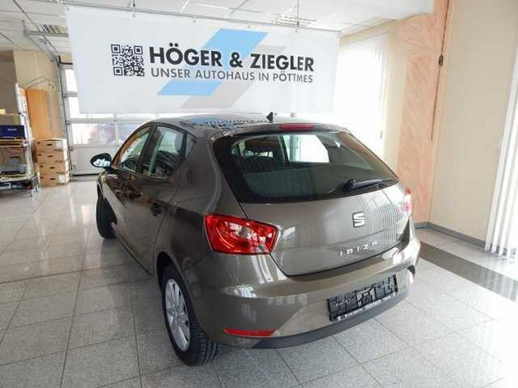 Bild 4: SEAT Ibiza 1.2 TSI Reference n.Mod. Klima Bluet. MFL GRA NSW ALU
