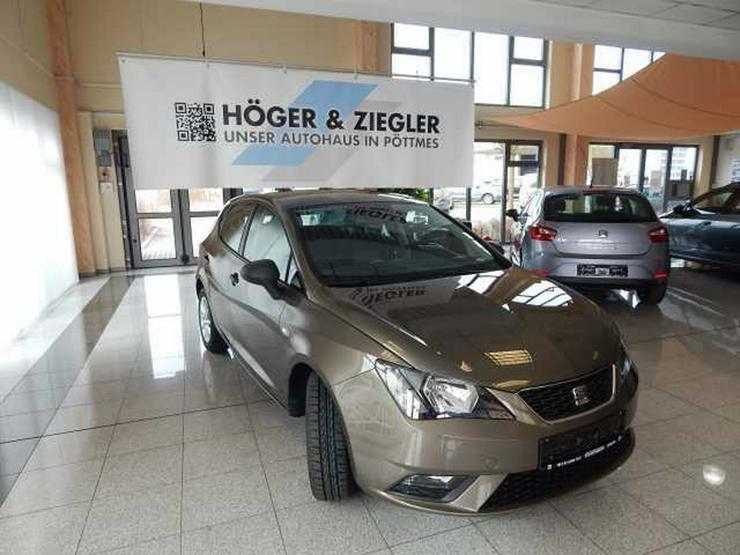 Bild 2: SEAT Ibiza 1.2 TSI Reference n.Mod. Klima Bluet. MFL GRA NSW ALU