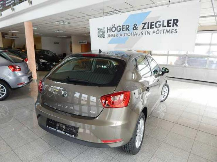 Bild 3: SEAT Ibiza 1.2 TSI Reference n.Mod. Klima Bluet. MFL GRA NSW ALU
