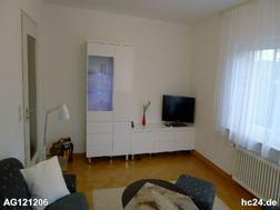 2 Zimmer-Wohnung in Lörrach-Brombach, möbliert