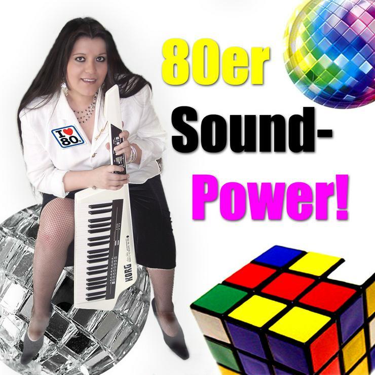 Alleinunterhalter /-in / 80er Musik / DJane