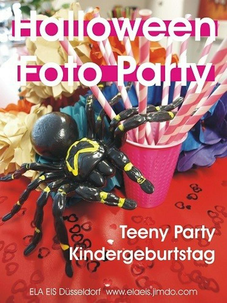 Halloween, Kindergeburtstag, Teenager Party