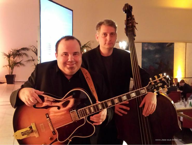 Bild 3: JazzDuo - Berlin Kleine Besetzung großer Sound