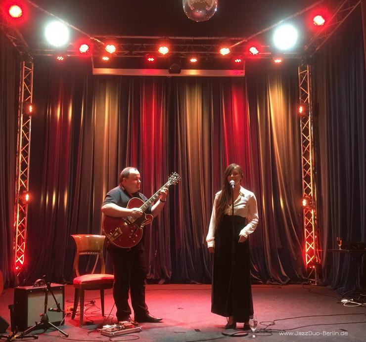 JazzDuo - Berlin Kleine Besetzung großer Sound