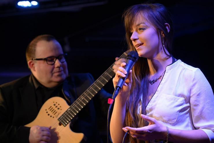 Bild 6: JazzDuo - Berlin Kleine Besetzung großer Sound