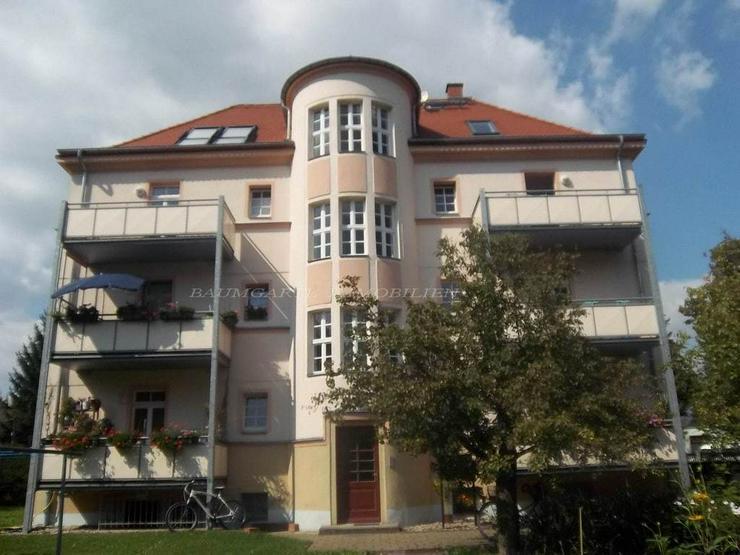 KAPITALANLAGE - schmucke 2 Zimmerwohnung mit Balkon in DResden Niedersedlitz - einfach ans... - Bild 1