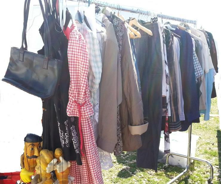 Kleider gebraucht tauschen