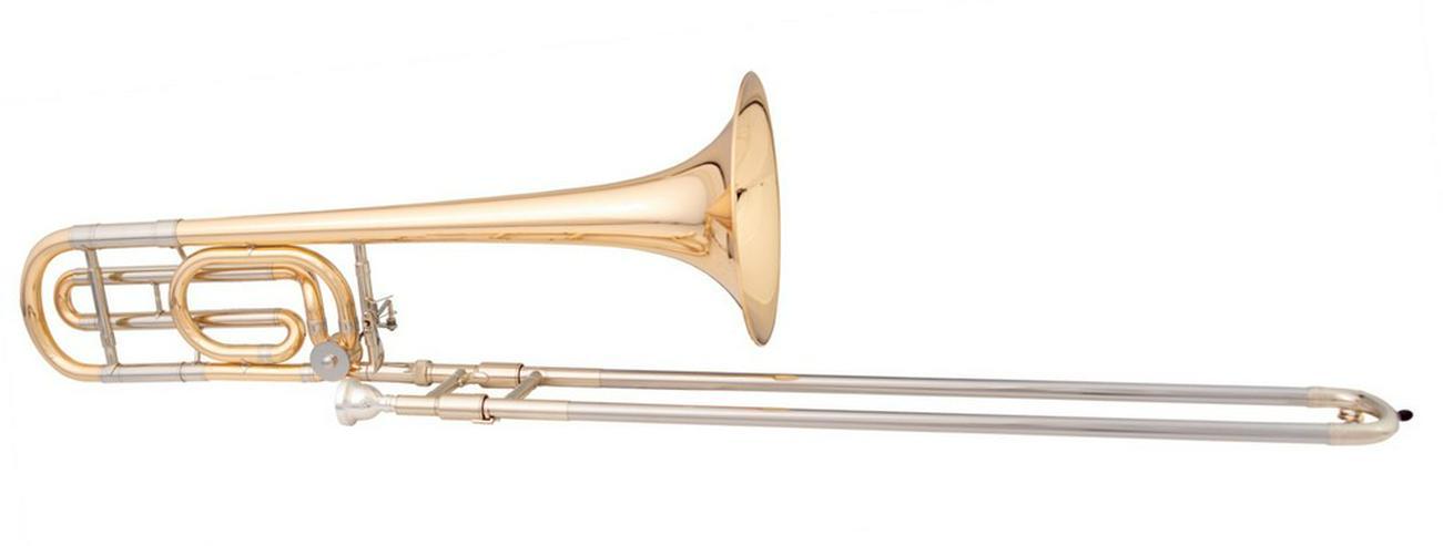 B&S Challenger Bb / F - Posaune, Neu - Blasinstrumente - Bild 1