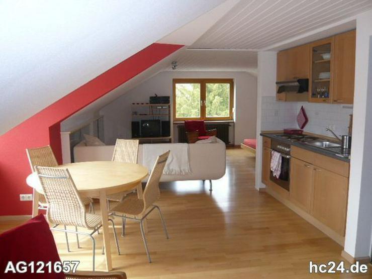 Bild 1: Attraktive DG- Wohnung in Weil- Haltingen