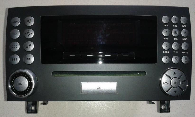 Mercedes-Benz Audio 20 für SLK 200 W171