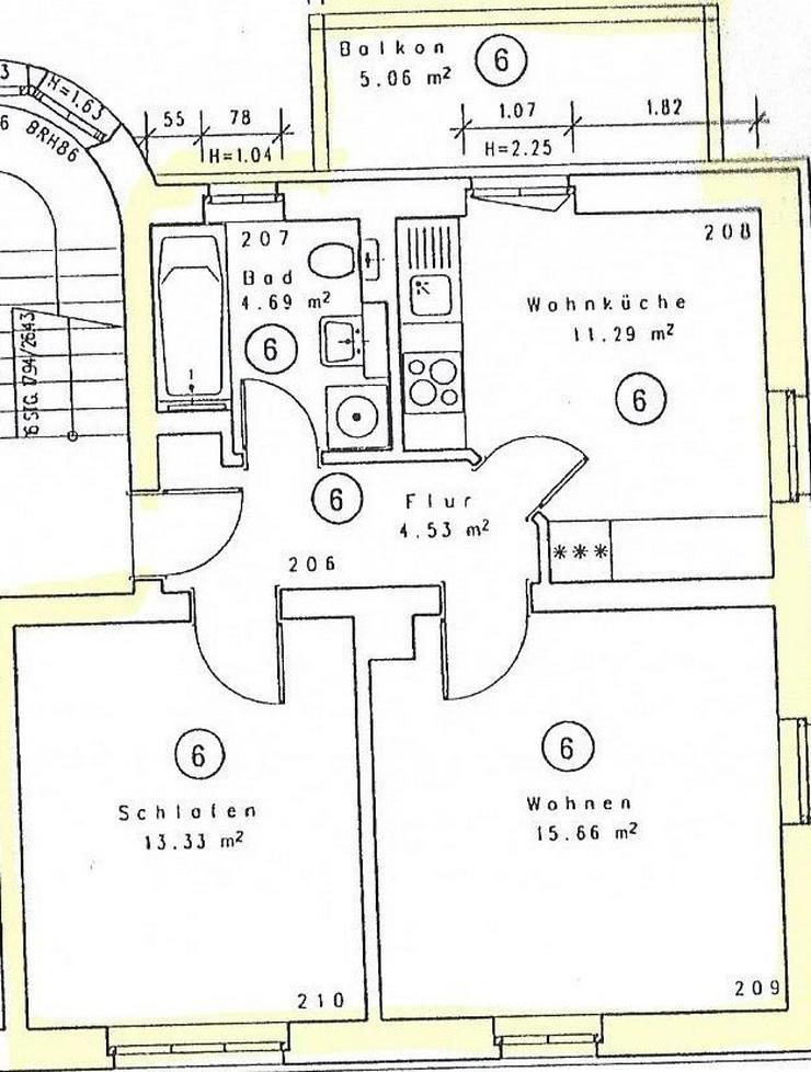 Bild 11: KAPITALANLAGE in Dresden - 2 Eigentumswohnungen in Niedersedlitz und Tolkewitz zu verkaufe...