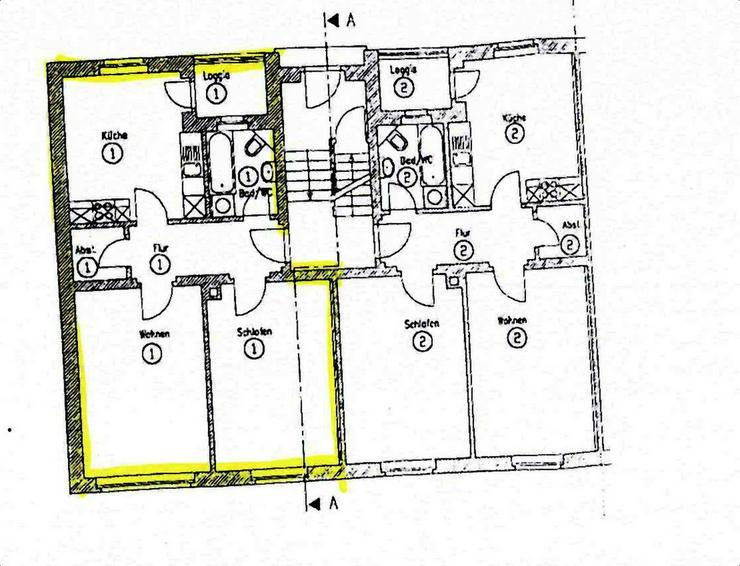 Bild 12: KAPITALANLAGE in Dresden - 2 Eigentumswohnungen in Niedersedlitz und Tolkewitz zu verkaufe...