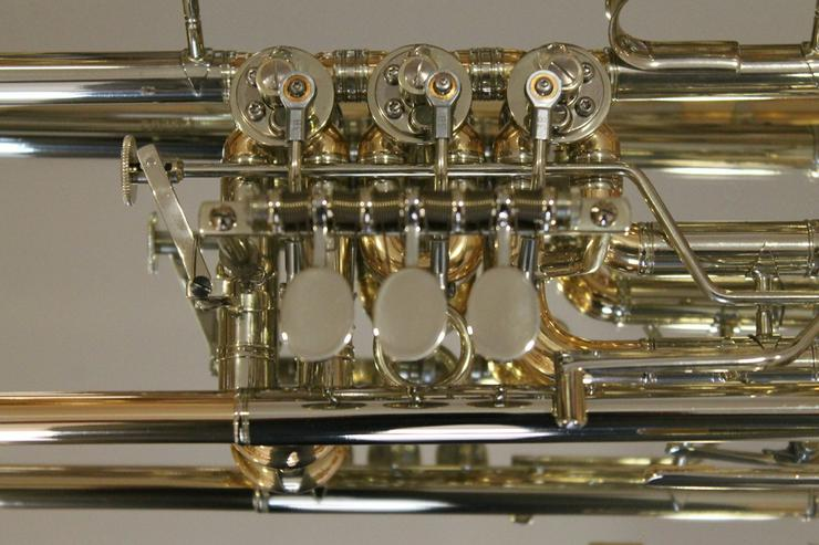 Bild 4: Scherzer Profiklasse Konzert - Trompete 8218W-L