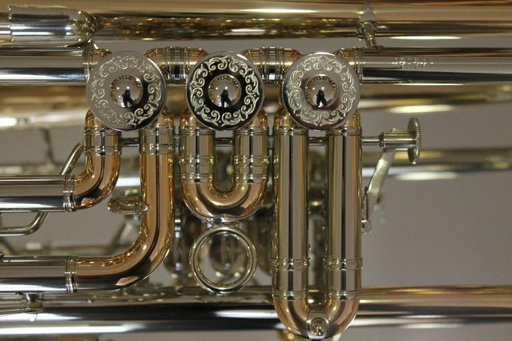 Bild 6: Scherzer Profiklasse Konzert - Trompete 8218W-L