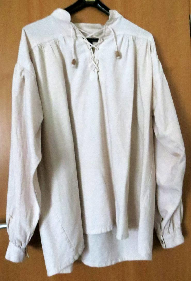 Mittelalterkleidung günstig zu verkaufen - Größen > 62 / > XXL - Bild 1