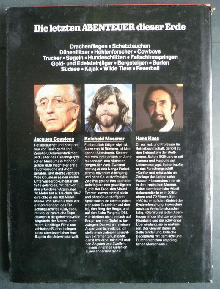 Bild 2: Buch Die letzten Abenteurer dieser Erde (FP) noch 1 x Preis runter gesetzt !