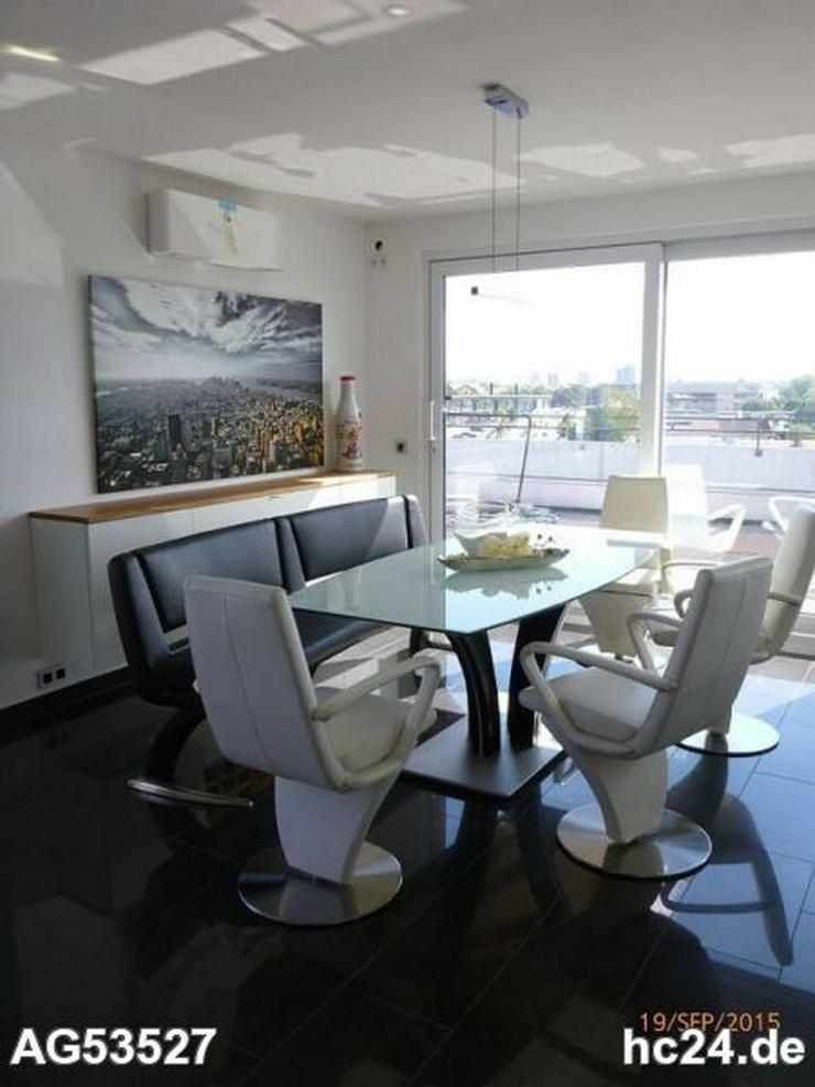 *** EXCLUSIVE Penthousewohnung mit Dachterrasse in Neu-Ulm, Parknähe - Wohnen auf Zeit - Bild 1