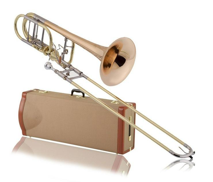 XO 1240 RLT Bassposaune, 2 Thayer - Ventile - Blasinstrumente - Bild 1