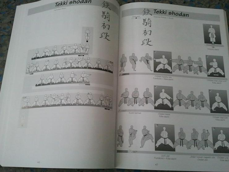 Bild 4: Shotokan-Kata