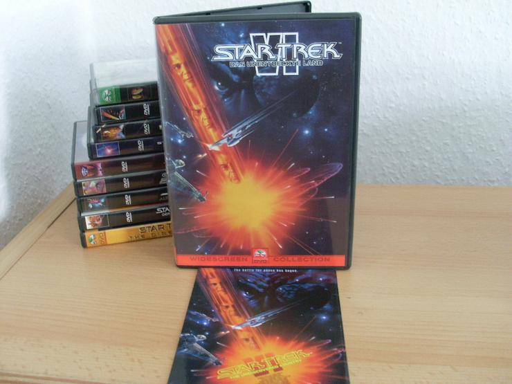 Bild 3: Star Trek 1-10 DVD Kinofilme Erstauflage
