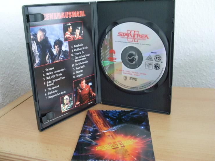 Bild 2: Star Trek 1-10 DVD Kinofilme Erstauflage