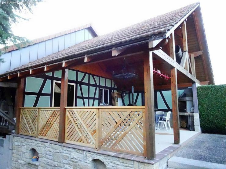 Bild 2: Renoviertes Fachwerkhaus mit Potenzial im Elsass - 25 km von Basel u. Weil
