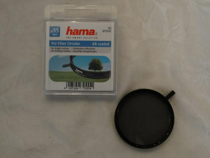 hama Polfilter circular M 55 mm (IV)