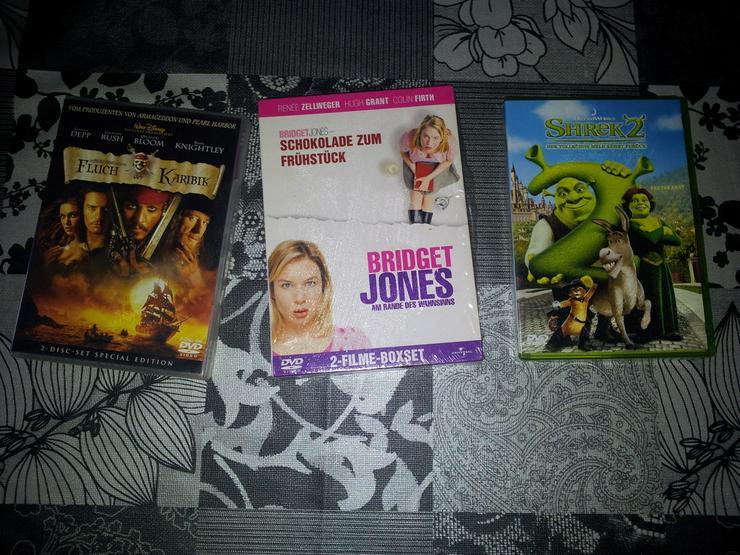 Fluch Karibik & Shrek 2 - DVD & Blu-ray - Bild 1